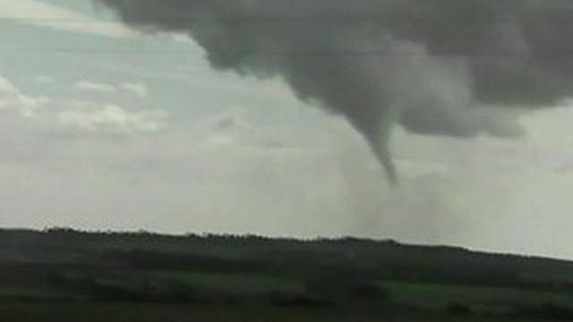 Une tornade s'abat sur la Charente Maritime