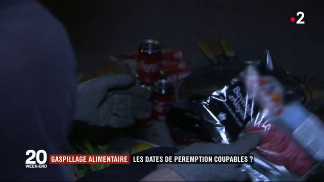 Gaspillage alimentaire : les dates de péremption coupables ?