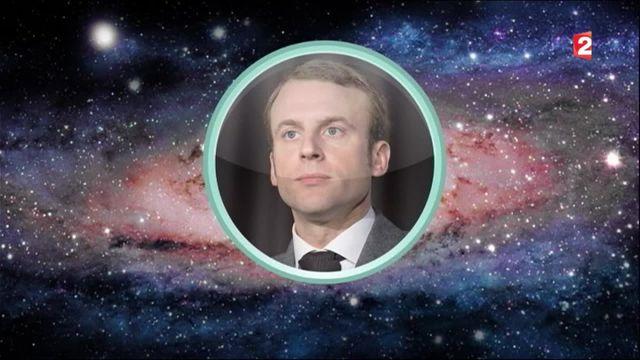 La galaxie Emmanuel Macron