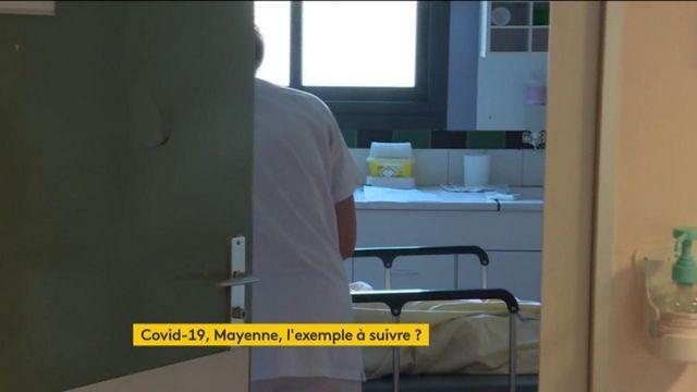 Coronavirus : la Mayenne, un exemple à suivre