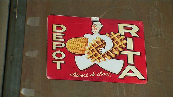"""""""Rita"""" l'ancienne usine de gaufres reconvertie en atelier d'artistes (France 3)"""