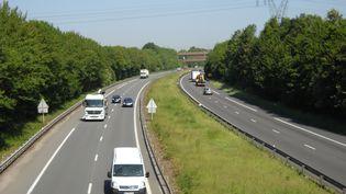 L'autoroute A23 dans le Nord (WIKIMEDIA COMMONS)