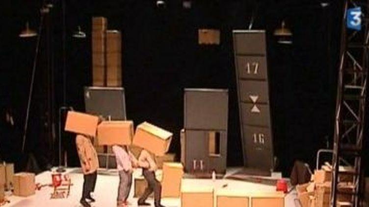 La compagnie Pré-O-ccupé fait son drôle de cirque  (Culturebox)