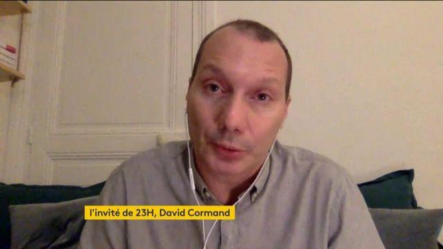 """Coronavirus : """"On n'est pas du tout à la fin de cette crise sanitaire"""", met en garde David Cormand (EELV)"""