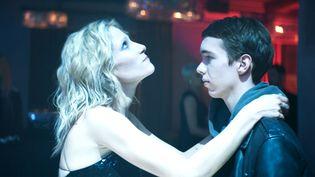 "Anna Slyu et Denis Vlasenko dans ""L'Insensible"", deIvan I. Tverdovsky (Destinity Films)"