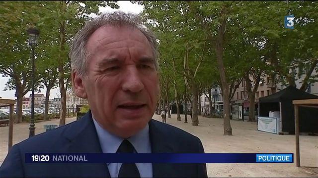 Affaires au MoDem : la défense de François Bayrou mise à mal