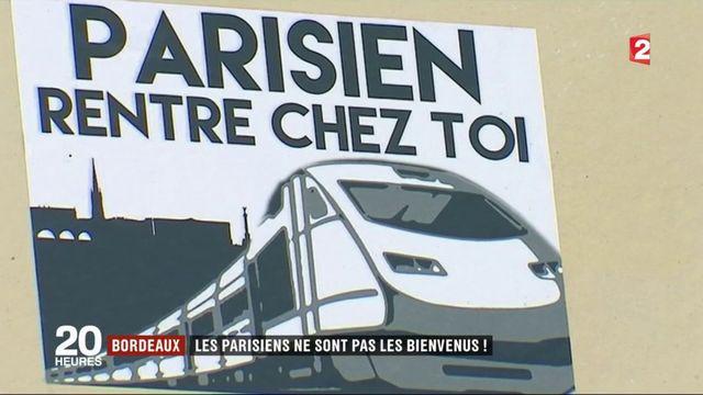 Bordeaux : naissance d'un mouvement de fronde anti-Parisiens