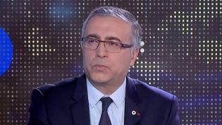 Philippe Da Costa, secrétaire national de La Croix-Rouge française. (FRANCEINFO)