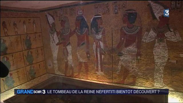 Egypte : la sépulture de Néfertiti bientôt découverte ?