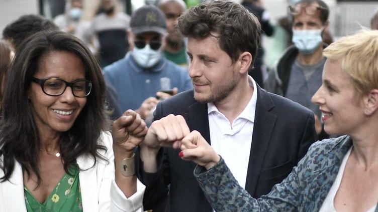 Élections régionales : les socialistes s'allient avec les écologistes dans certaines régions pour le second tour (France 3)