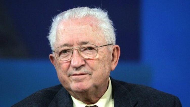 L'ancien leader de la CFDT Edmond Maire, en 2006 (AFP / François Guillot)