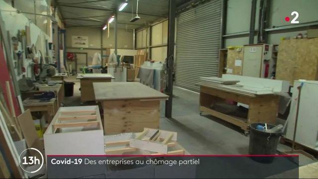 Covid-19 : 400 entreprises ont fait une demande de chômage partiel
