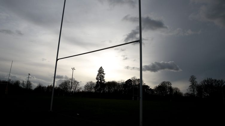 Un terrain de rugby (illustration). (ADAM DAVY / MAXPPP)