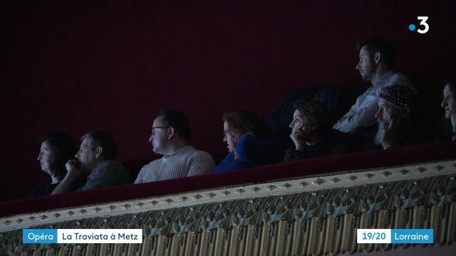 La Traviata à l'opéra de Metz
