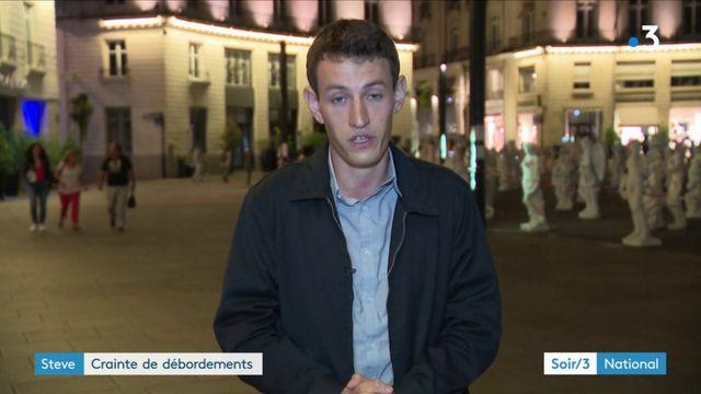 Mort de Steve : la préfecture de Loire-Atlantique prend des mesures