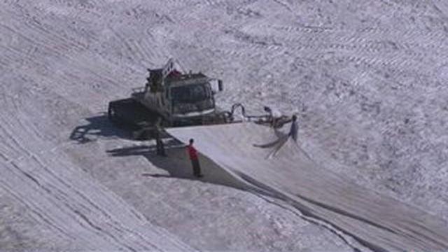 L'Italie s'inquiète de la fonte accélérée de ses glaciers
