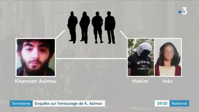 Terrorisme : enquête sur l'entourage de Khamzat Azimov