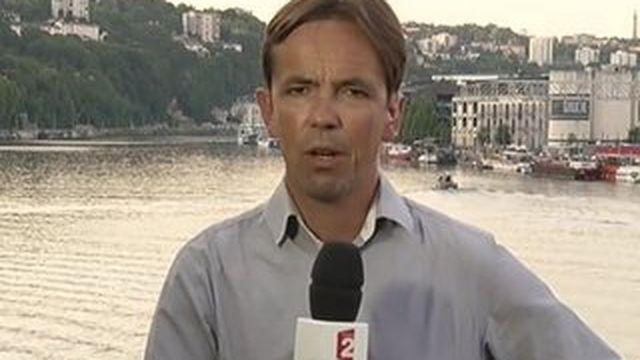 Le Rhône en alerte canicule