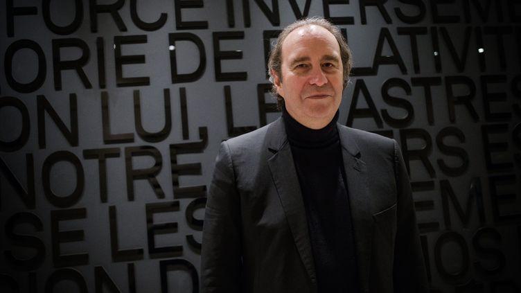 Xavier Niel, PDG de Free. (MAXPPP)