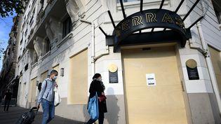 À partir du lundi 20 avril, des hôtels de la région parisienne accueilleront des malades ducovid-19 ou des porteursasymptomatiquesqui sont trèscontaminants. (FRANCK FIFE / AFP)