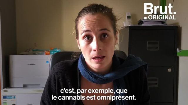 Sylvain et Montgomery sont incarcérés au centre de détention de Neuvic. Ils ont choisi d'intégrer l'URUD, l'unité de réhabilitation des usagers de drogues. L'objectif, affronter leurs addictions à la sortie. Brut les a rencontrés.