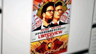 """Affiche du film """"L'interview qui tue""""  (Alexandre MARCHI)"""