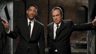 """Will Smith et Tommy Lee Jones dans """"Men in black III""""  (KOBAL / THE PICTURE DESK)"""