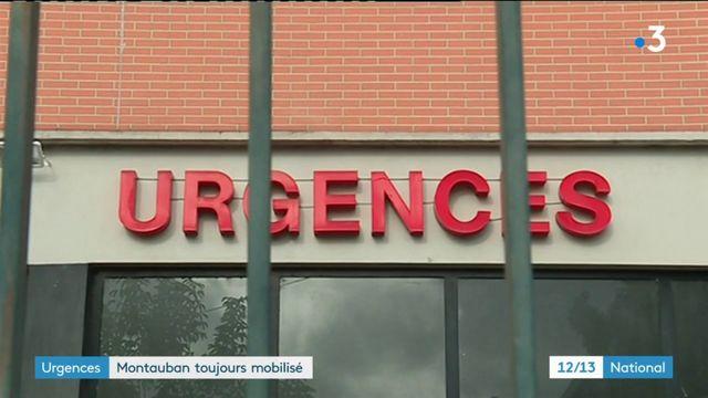 Urgences : Montauban poursuit la mobilisation après les annonces d'Agnès Buzyn