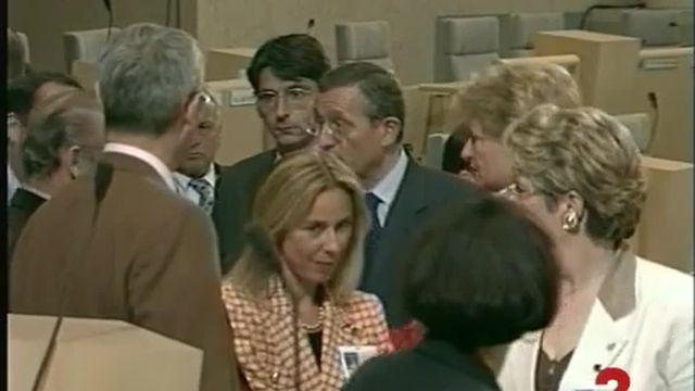 Séance du Conseil régional de Paca du 20 mars 1998