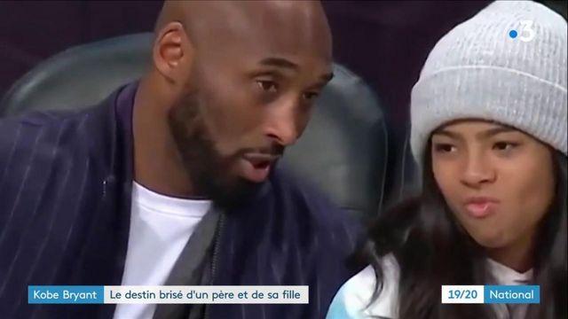 Mort de Kobe Bryant : le destin brisé d'un père et de sa fille