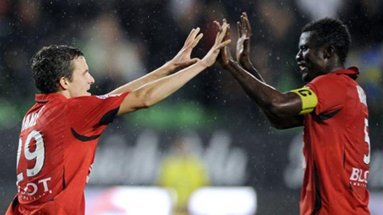 Duel en Ligue Europa entre Rennes et l'Atletico Madrid