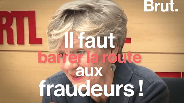 Eliane Houlette, la procureure contre les fraudeurs (Brut.)