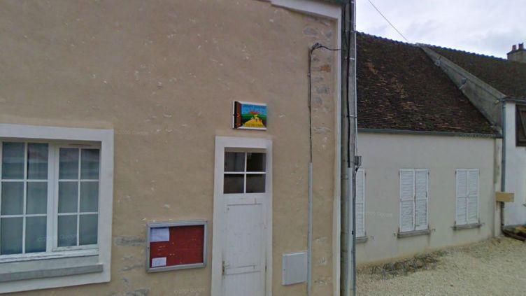 La façade de l'école élémentaire de Vaudoy-en-Brie (Seine-et-Marne). (GOOGLE STREET VIEW / FRANCETV INFO)
