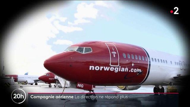 Norwegian Airlines : les salariés de la compagnie aérienne ne sont plus payés depuis deux mois