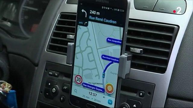 Avertisseurs de radars : les applications d'aide à la conduite vont être encadrées