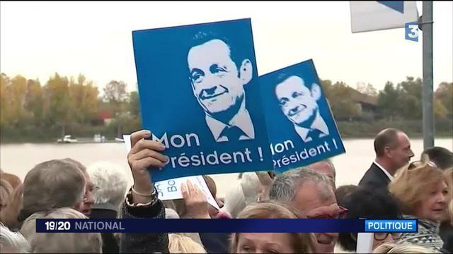 Primaire de la droite : Nicolas Sarkozy requinqué