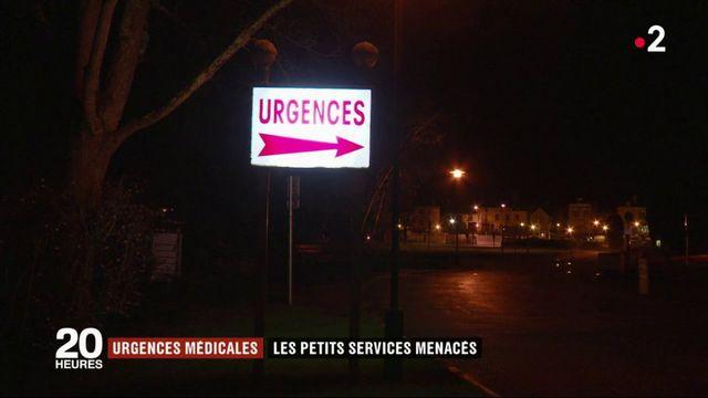 Urgences médicales : les petits services menacés