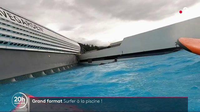 """Environnement : faut-il soutenir les projets de """"surf park"""" ?"""