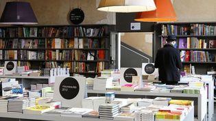 Livres et BD à Angoulême, au pôle Magelis (avril 2012)  (AFP / GUY Christian / hemis.fr)