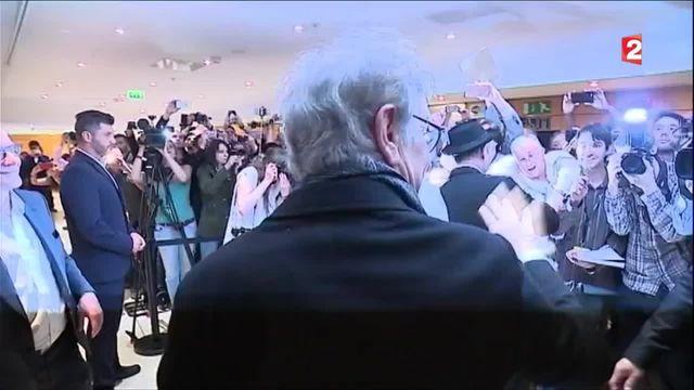 """Festival de Cannes 2016 : Steven Spielberg présente son """"Bon gros géant"""""""