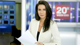 Marie Drucker 20 Heures Week-end