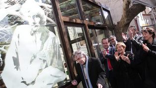 Inauguration de la Maison Jean Ferrat  (PHOTOPQR/LE DAUPHINE ; Fabrice ANTERION)