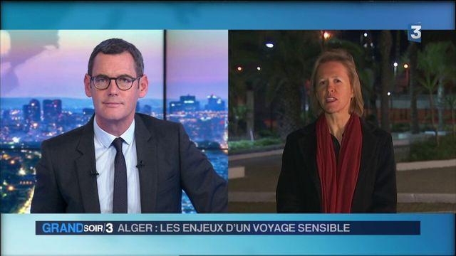 Algérie : voyage sensible pour Emmanuel Macron