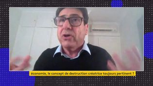 Philippe Aghion (FRANCEINFO)