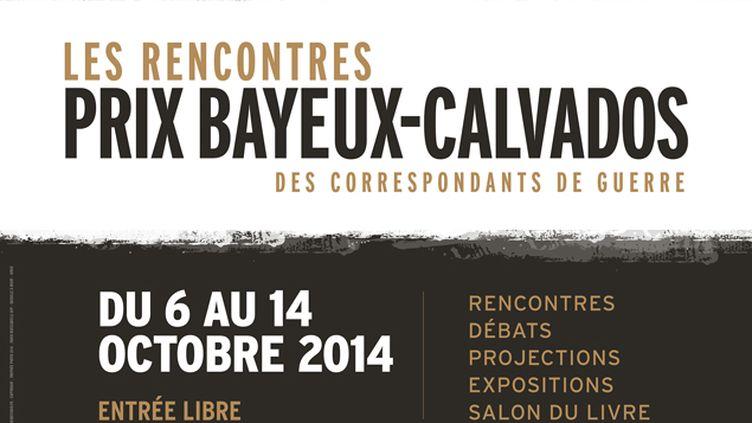 (© Les rencontres Prix Bayeux-Calvados)