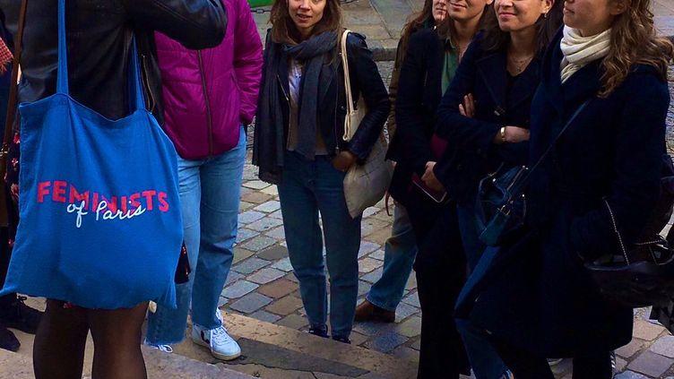"""Lancement du collectif """"Fortes"""" à Paris le 26 octobre 2019 (COLLECTIF FORTES)"""