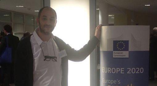 Guy Benarousse à Bruxelles le 11 mars 2015