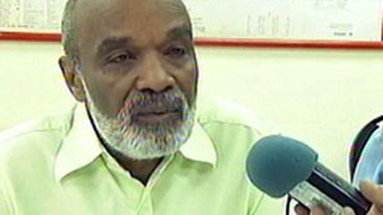 Le président haïtien, René Préval (France 2)