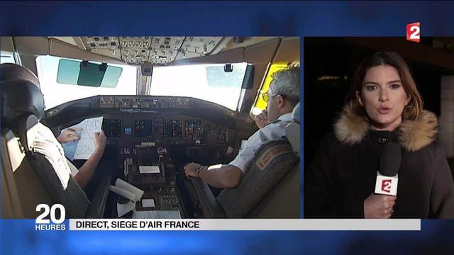 Air France-KLM : la nouvelle stratégie divise le personnel