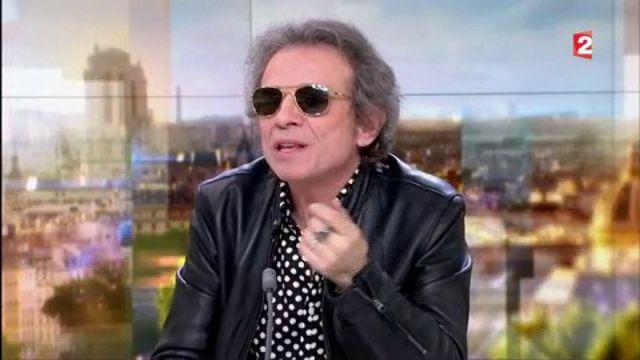 """Philippe Manœuvre : """"Il y un vrai désamour entre le rock et la télévision"""""""